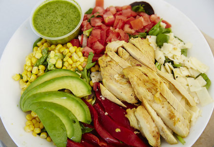 Bronx Sandwich Company Zesty Lime Chicken Salad