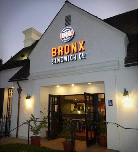 Bronx Sandwich Company