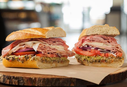 Bronx Sandwich Company The Boss